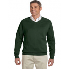 Devon & Jones Men's V-Neck Sweater